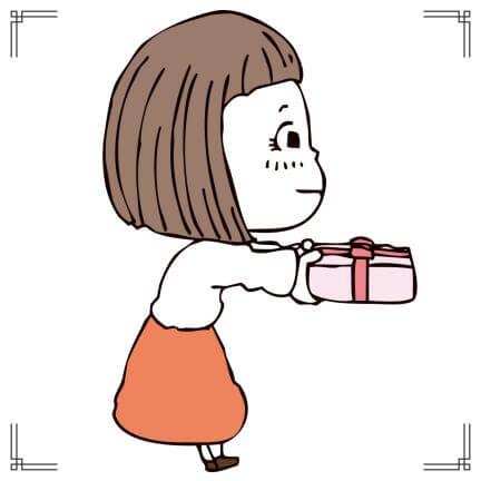 妻誕生日プレゼント